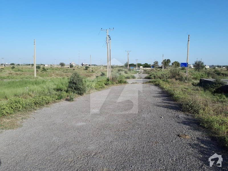 Residential Plot Is Available For Sale In Cheap Price