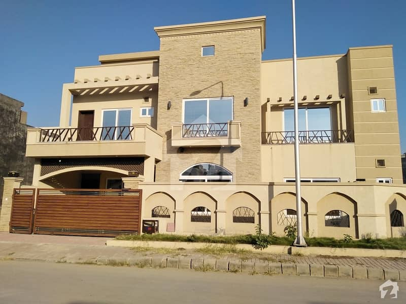 Brand New Corner House Is Available For Sale In Bahria Town Phase 8