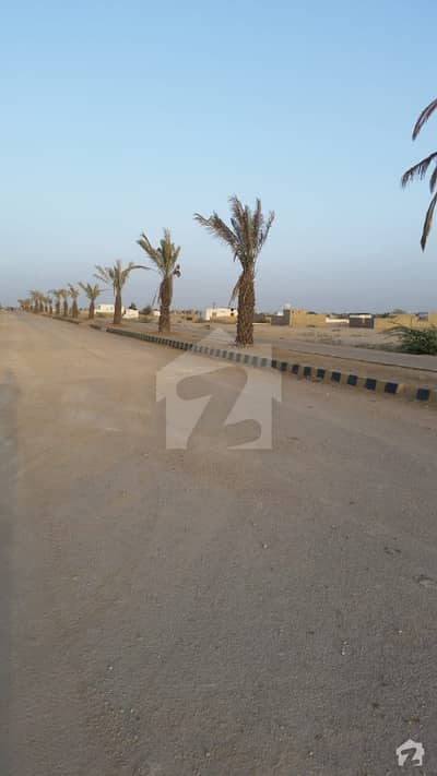 120 Sq Yd Plot For Sale In Pearl Residency Block A