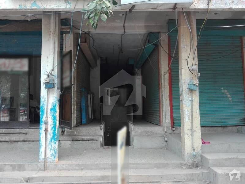 Building Is Available For Sale In Allama Iqbal Town