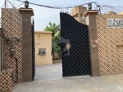 500 Sq Yard Bungalow For Sale Available At Qasimabad Naseem Nager Chowk Hyderabad