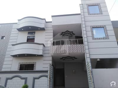 Brand New Double Storey House Is Available For Sale