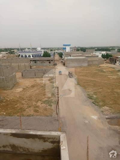 Residential Plot Sized 1080  Square Feet Is Available For Sale In Bin Qasim Town