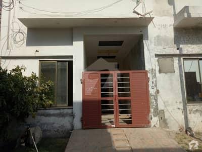 3 Marla House For Sale In Beautiful Gulshan-e-Haram