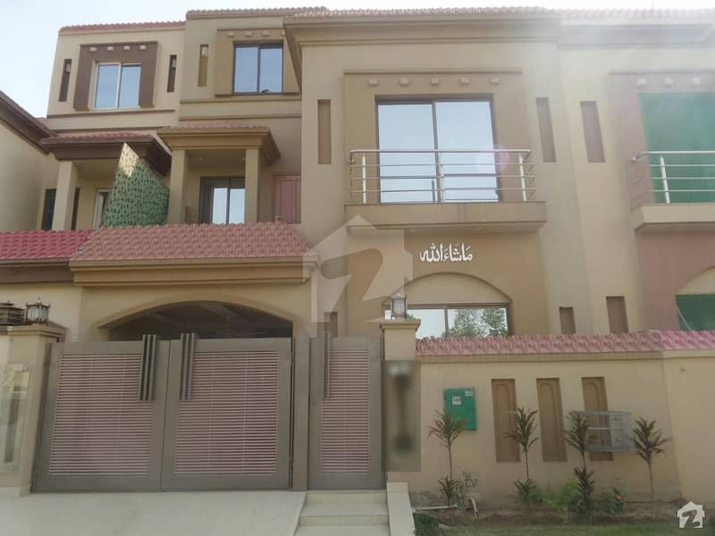 House In Bahria Nasheman Sized 5 Marla Is Available