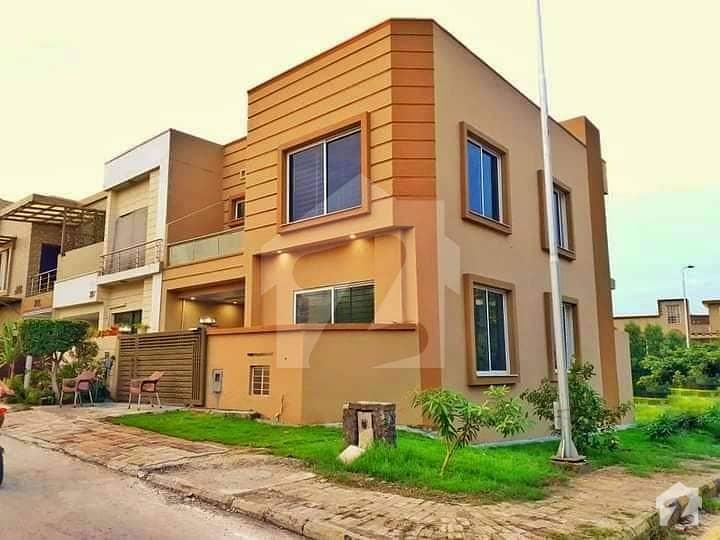 Beautiful 6 Marla Brand New Corner House For Sale Bahria Town Phase 8 Rafi Block RWP