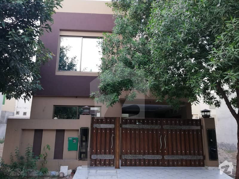 5 Marla House Is Available For Rent In Sector D Bahria Town Lahore