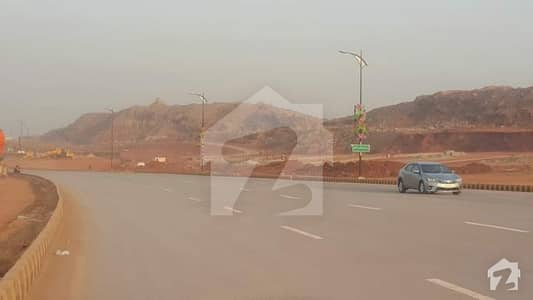 Bahra Enclave Sector N 5 Marla Park Face Develop And Possesionable Plot For Sale At Investor Rate
