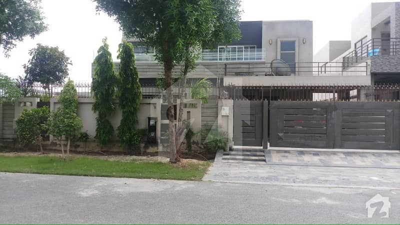1 Kanal Slightly Used House Available For Sale In DHA Phase 7 Lahore