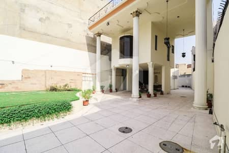 With Basement Close to Barkat Market 37 Marla Bungalow For Rent