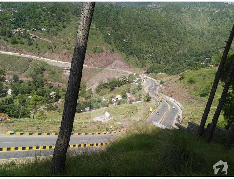 Commercial Plot Is Available For Sale In Murree Expressway
