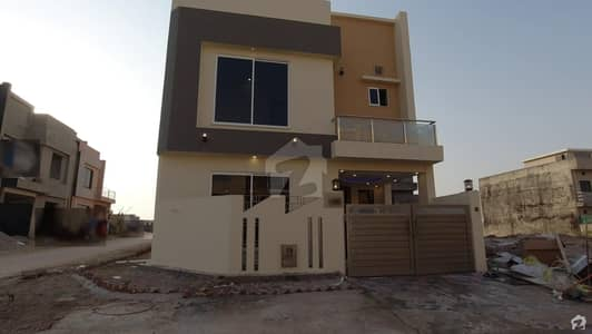 Brand New Corner House Is Available For Sale In Bahria And In Phase 8