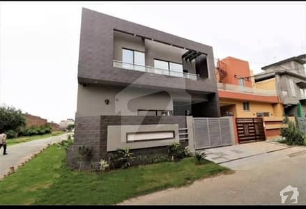 4.5 Marla Modern Corner House For Sale