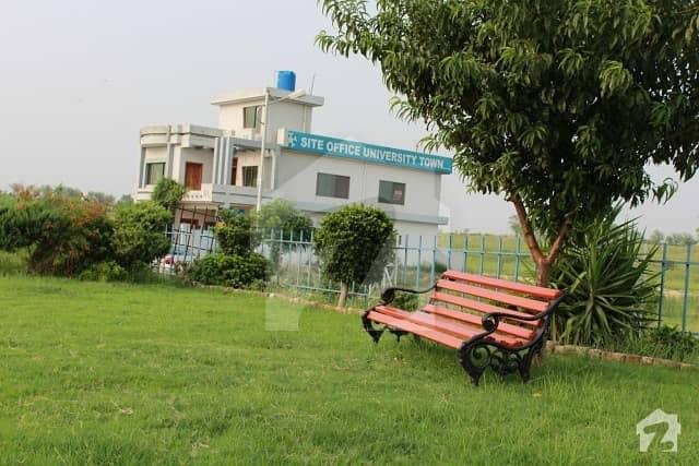 یونیورسٹی ٹاؤن ۔ بلاک ڈی یونیورسٹی ٹاؤن اسلام آباد میں 10 مرلہ رہائشی پلاٹ 45 لاکھ میں برائے فروخت۔