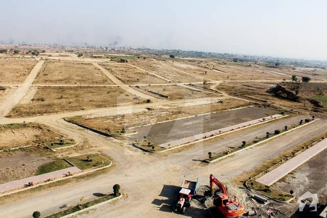 C Block 5 Marla Good Location Plot Available For Sale At Reasonable Price