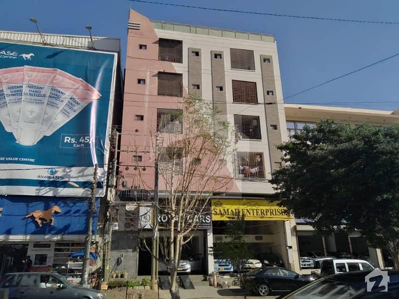 خالد بِن ولید روڈ کراچی میں 3 کمروں کا 7 مرلہ فلیٹ 2.2 کروڑ میں برائے فروخت۔