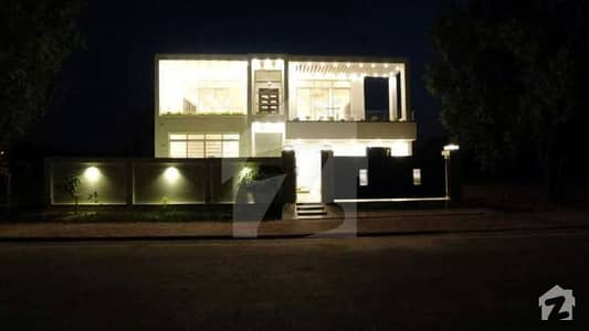 22 Marla Brand New House With Full Basement For Sale In Jinnah Block Of Bahria Town Lahore