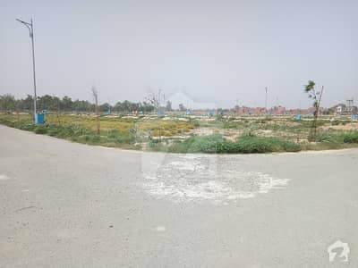 Facing 60 Feet Wide Road 7 Marla Plot Available At Fine Location