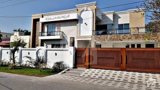 The Most Beautiful Design Brand New Bungalow For Rent At Prime Location