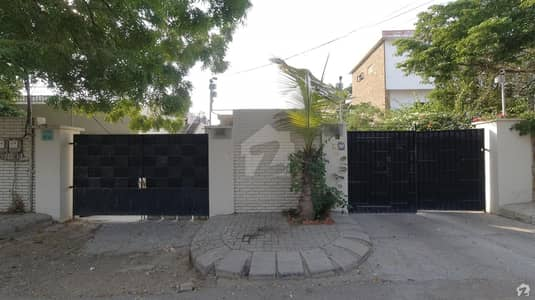 2200 Sq Yard Bungalow Is Available For Sale