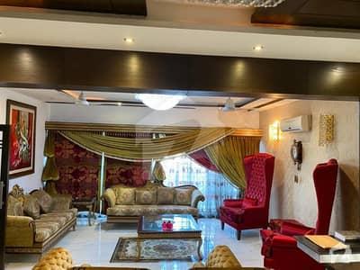 Lavish Design Fully Design 1 Kanal Lower Portion For Rent At Prime Location