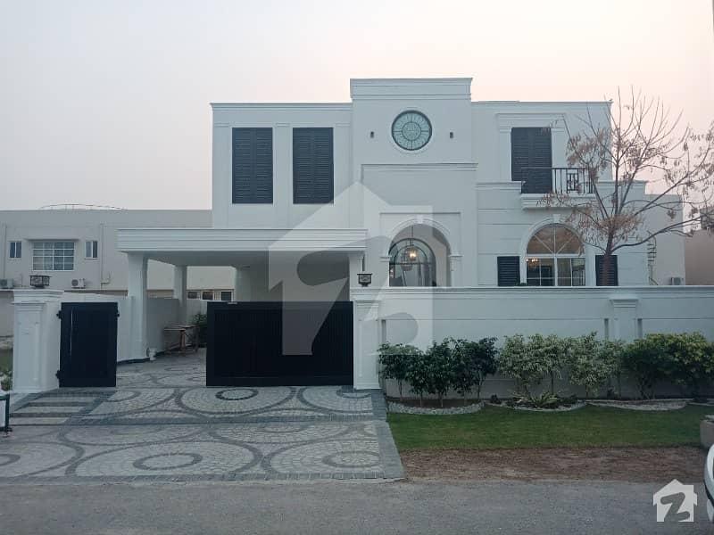 1 Kanal Brand New Spanish House For Sale