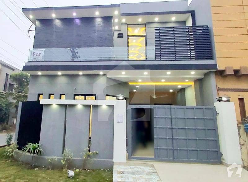 05 Marla Brand New House For Sale In State Life Housing Scoiety Prime Location