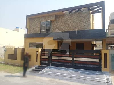 10 Marla Brand New House For Sale In Punjab Coop Housing Block F