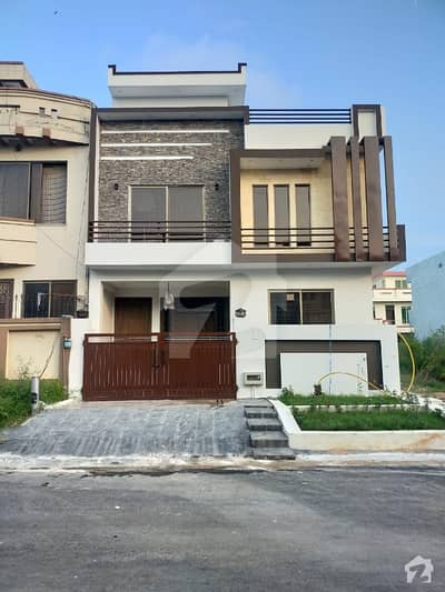 Brand New 25x40 Corner House For Sale In G 14