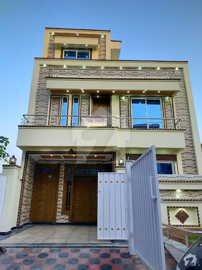 Brand New 25x40 House For Sale In G 14