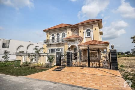 1 Kanal Brand New Proper Double Unit Spanish Bungalow In Dha Phase 7
