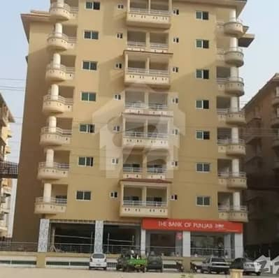 Hayatabad Dean's Heights 7 Marla Flat Available For Rent