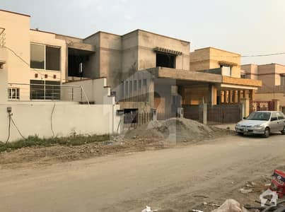 Double Storey Gray Structure House For Sale