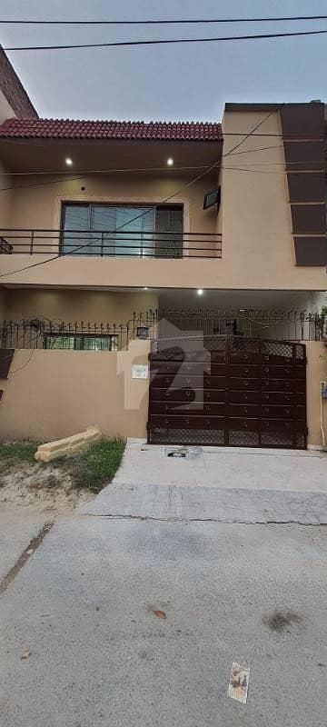 6Marla Facing Park house For Sale R2 block johar town