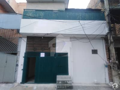 3 Marla House In Hayatabad For Rent At Good Location