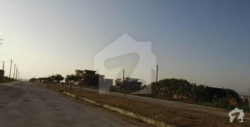 7 Marla Residential Plot For Sale In I-14