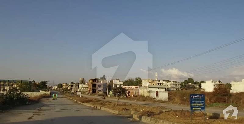 آئی ۔ 14/1 آئی ۔ 14 اسلام آباد میں 6 مرلہ رہائشی پلاٹ 65 لاکھ میں برائے فروخت۔