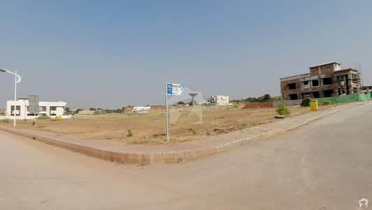 1 Kanal Corner Plot Is Available For Sale In Bahria Town Phase 8