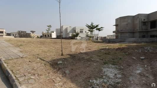 10 Marla Corner Residential Plot For Sale