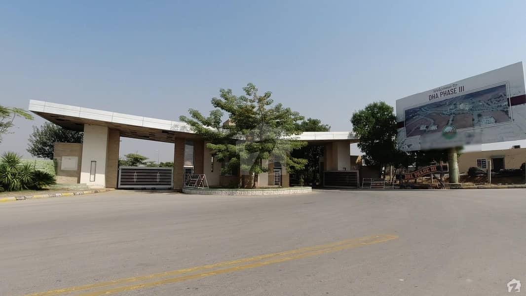 ڈی ایچ اے فیز 3 ۔ بلاک بی ڈی ایچ اے ڈیفینس فیز 3 ڈی ایچ اے ڈیفینس اسلام آباد میں 1 کنال رہائشی پلاٹ 1.6 کروڑ میں برائے فروخت۔