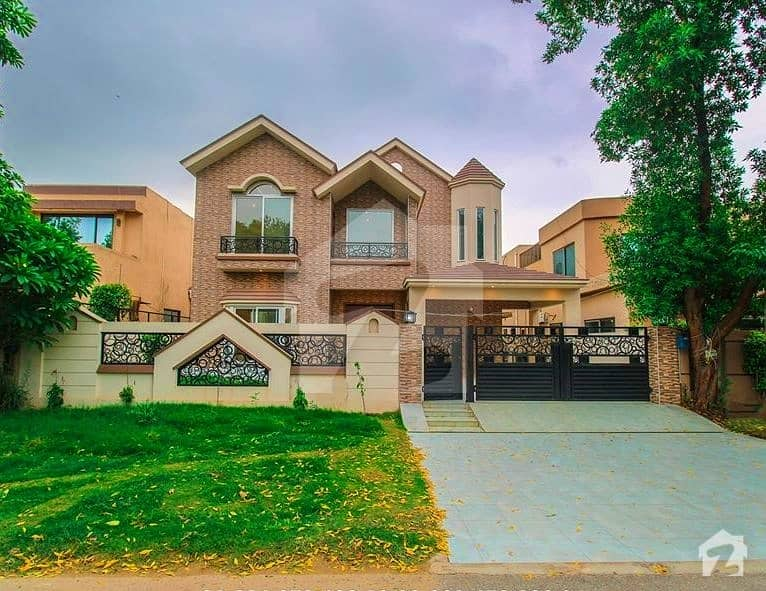 Syed Brothers Offers 1 Kanal Brand New Spanish Design With Basement  Swimming Pull Beautiful Bungalow For Sale