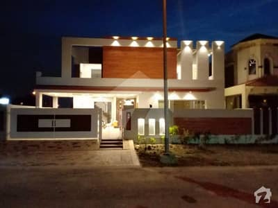 1 Kanal Brand New Luxury Stunning Bungalow For Sale  In Dha Phase 7 Near Park Mosque Market