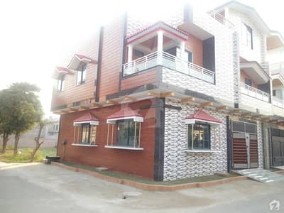 6 Marla House Ideally Situated In Lahore Medical Housing Society