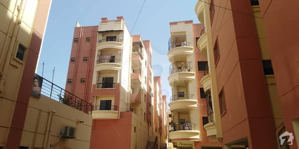 In Gadap Town Flat For Rent Sized 950 Square Feet
