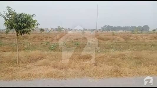 Ideal Plot 910 On Hot And Superb Location On 100 Feet Road