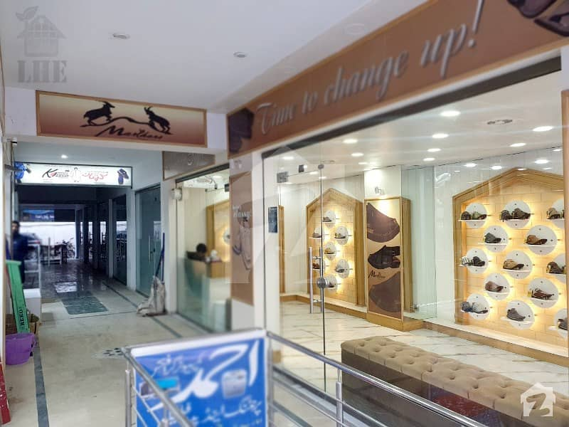 قندھاری بازار کوئٹہ میں 3 مرلہ دفتر 1.53 کروڑ میں برائے فروخت۔