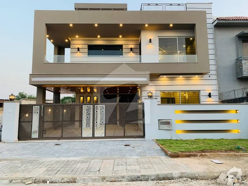10 Marla Brand New House For Sale In Bahria Phase 8