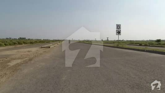 Superb Location Plot 212 In Good Price Near Park And Mosque