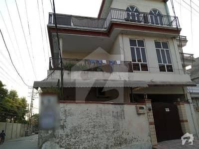 8 Marla House For Sale In Rawalpindi Near Cricket Stadium