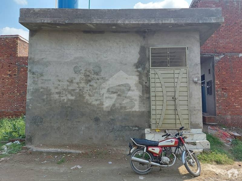 In Lalazaar Garden House Sized 1.5 Marla For Sale